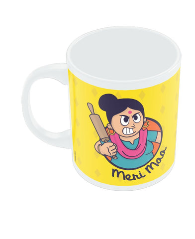 My Mom | Meri Maa Mother's Day Gift Coffee Mug for Mom