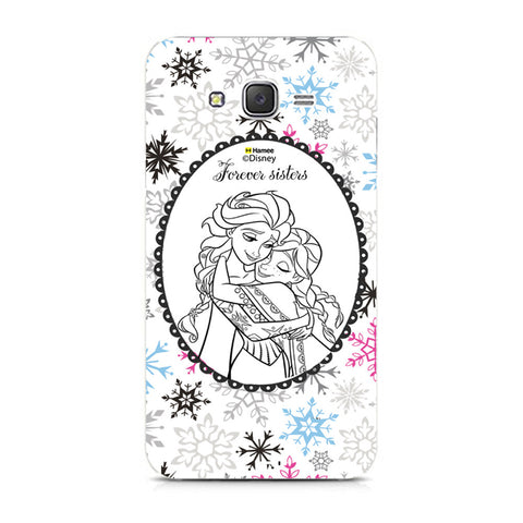 Disney Princess Frozen (Anna Elsa / Forever Sisters) Samsung Galaxy J7