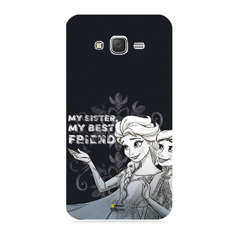 Disney Princess Frozen (Anna Elsa / Best Friend) Samsung Galaxy J5