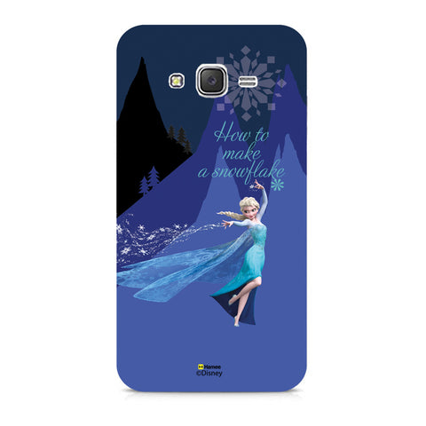 Disney Princess Frozen (Elsa / How To) Samsung Galaxy On7
