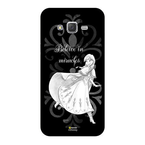 Disney Princess Frozen (Anna / Miracles) Samsung Galaxy J5