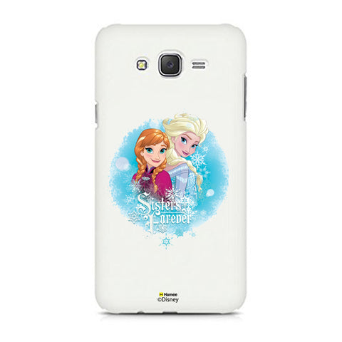 Disney Princess Frozen (Anna Elsa / Sisters Forever) Samsung Galaxy J5