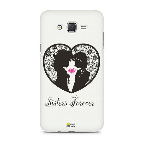 Disney Princess Frozen (Anna Elsa / Heart) Samsung Galaxy J7