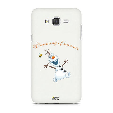 Disney Princess Frozen (Olaf / Dreaming) Samsung Galaxy On7