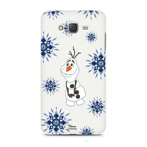 Disney Princess Frozen (Olaf / Snowflakes) Samsung Galaxy On7