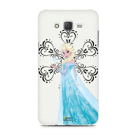 Disney Princess Frozen (Elsa / Snowflake) Samsung Galaxy On5