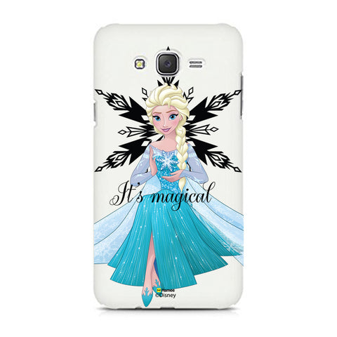Disney Princess Frozen (Elsa / Magical) Samsung Galaxy J5