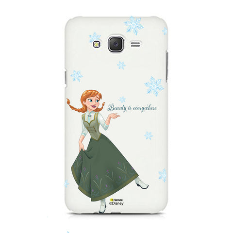 Disney Princess Frozen (Anna / Beauty) Samsung Galaxy J5