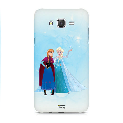Disney Princess Frozen (Elsa Anna / Mist) Samsung Galaxy On7