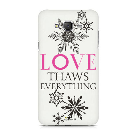 Disney Princess Frozen (Love Thaws Everything) Samsung Galaxy J7