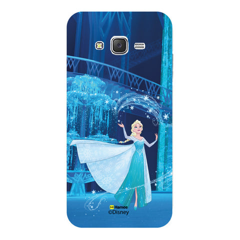 Disney Princess Frozen (Elsa / Spell) Samsung Galaxy J5