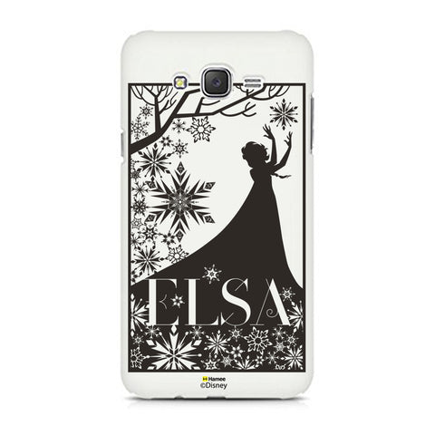 Disney Princess Frozen (Elsa / Silhouette) Samsung Galaxy On5