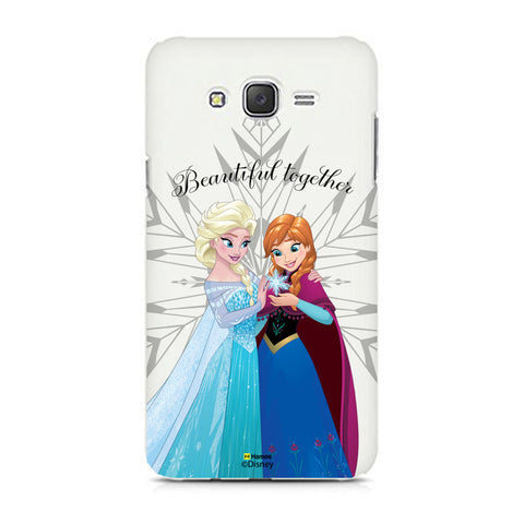 Disney Princess Frozen (Elsa Anna / Beautiful) Samsung Galaxy On7
