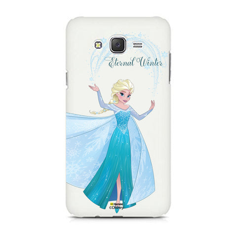 Disney Princess Frozen (Elsa / Eternal Winter) Samsung Galaxy On5