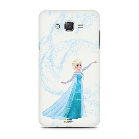 Disney Princess Frozen (Elsa / Casting A Spell) Samsung Galaxy On5
