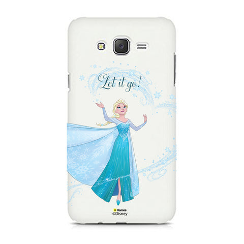 Disney Princess Frozen (Elsa / Let it Go) Samsung Galaxy J5