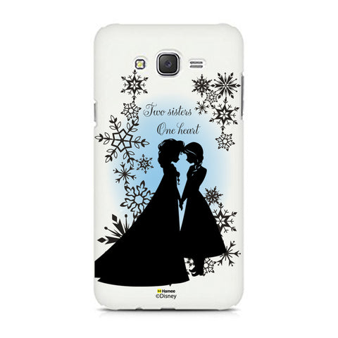 Disney Princess Frozen (Elsa Anna / Two Sisters) Samsung Galaxy J5