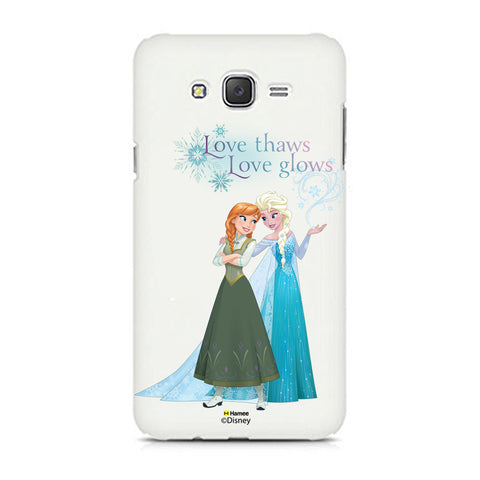 Disney Princess Frozen (Elsa Anna / Love Thaws) Samsung Galaxy J5
