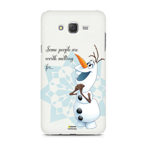 Disney Princess Frozen (Olaf / Melting) Samsung Galaxy On7
