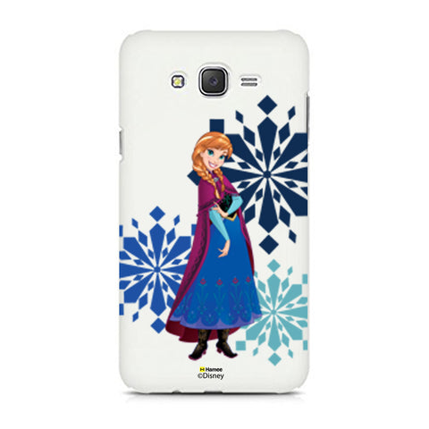 Disney Princess Frozen (Anna / Snowflakes) Samsung Galaxy On5