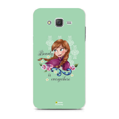 Disney Princess Frozen (Anna / Green Beauty) Samsung Galaxy On7
