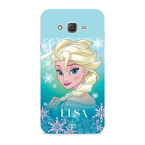 Disney Princess Frozen (Elsa / Light Blue) Samsung Galaxy On5