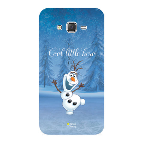Disney Princess Frozen (Olaf / Cool) Samsung Galaxy On7