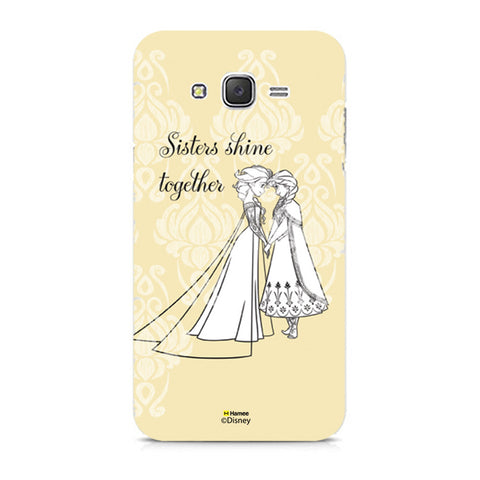 Disney Princess Frozen (Elsa Anna / Sisters Shine) Samsung Galaxy On7