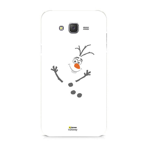 Disney Princess Frozen (Olaf / White) Samsung Galaxy On7