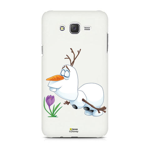 Disney Princess Frozen (Olaf / Flower) Samsung Galaxy On5