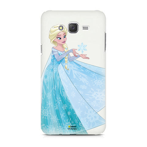 Disney Princess Frozen (Elsa / Flake) Samsung Galaxy J5