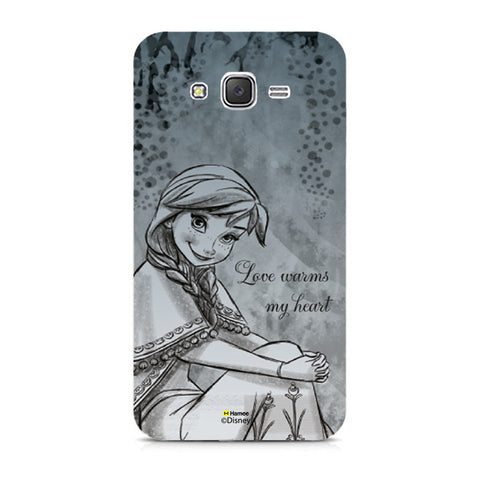 Disney Princess Frozen (Anna / Love Warms) Samsung Galaxy On7