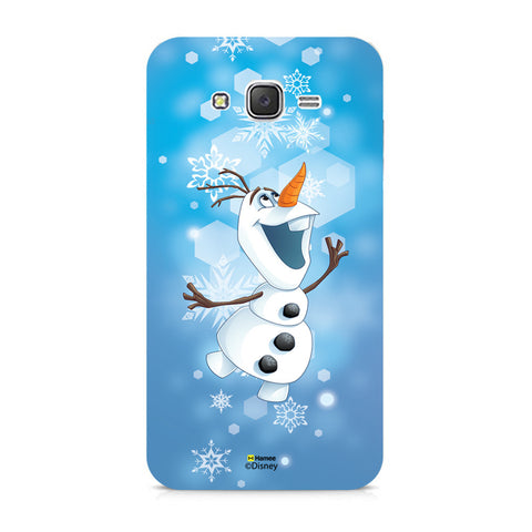 Disney Princess Frozen (Olaf / Blue) Samsung Galaxy On7