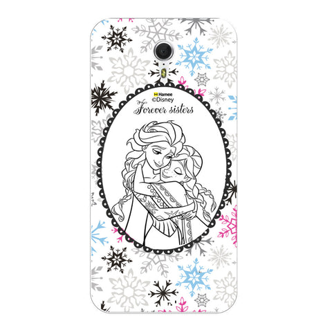 Disney Princess Frozen (Anna Elsa / Forever Sisters) Oneplus 3