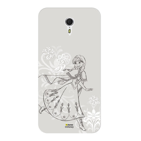 Disney Princess Frozen (Anna / Sketch) Meizu M3 Note