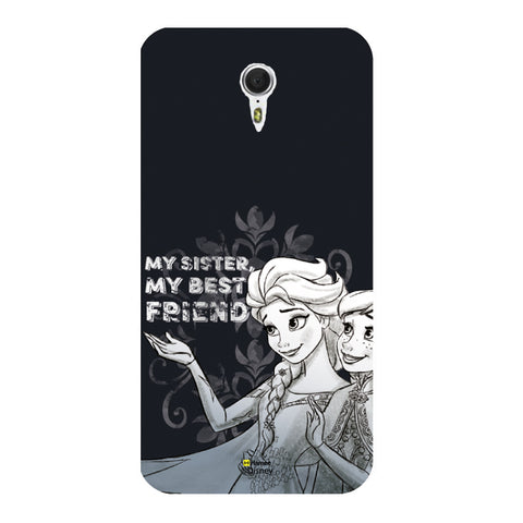 Disney Princess Frozen (Anna Elsa / Best Friend) Lenovo ZUK Z1