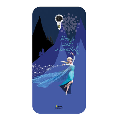 Disney Princess Frozen (Elsa / How To) Meizu M3 Note