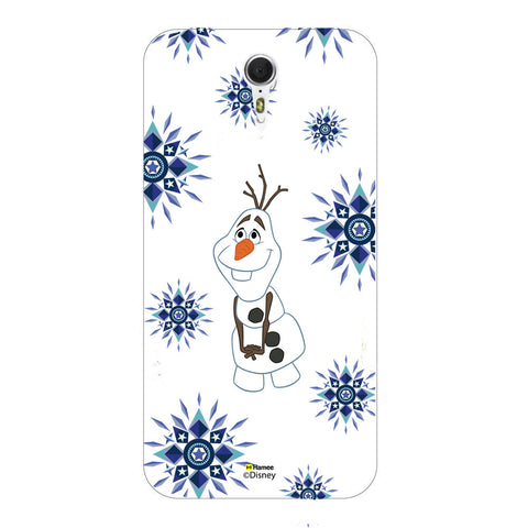 Disney Princess Frozen (Olaf / Snowflakes) Meizu M3 Note