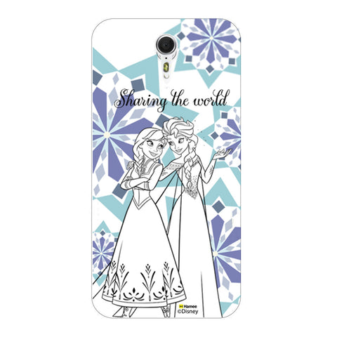 Disney Princess Frozen (Elsa Anna / Sharing) Oneplus 3