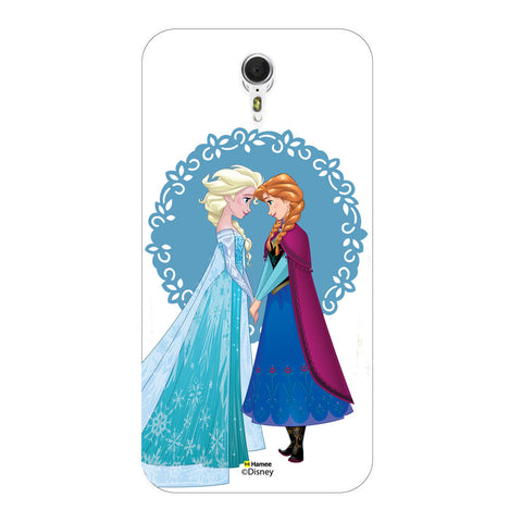 Disney Princess Frozen (Elsa Anna / Blue) Oneplus 3