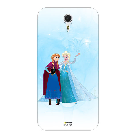Disney Princess Frozen (Elsa Anna / Mist) Meizu M3 Note