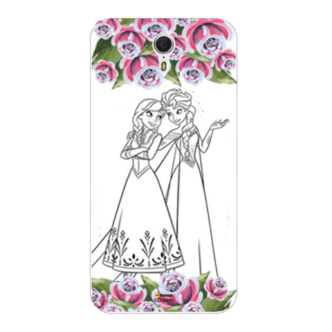 Disney Princess Frozen (Elsa Anna / Roses) Meizu M3 Note