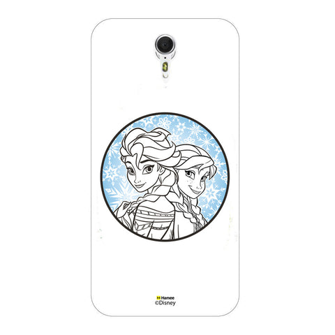 Disney Princess Frozen (Elsa Anna / Circle) Lenovo ZUK Z1