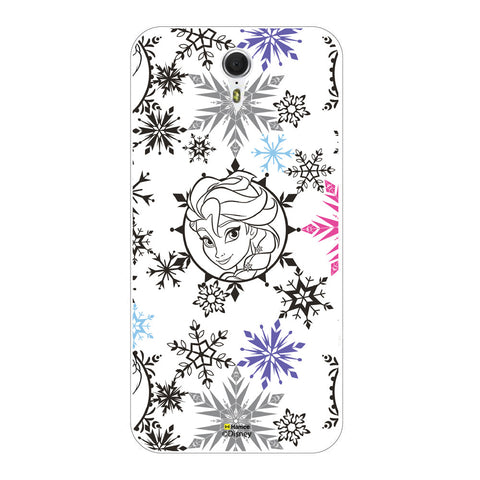 Disney Princess Frozen (Elsa / Colourful Flakes) Oneplus 3