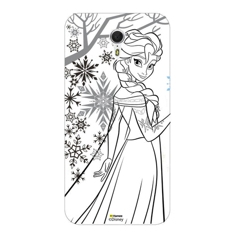 Disney Princess Frozen (Elsa / Outline) Meizu M3 Note