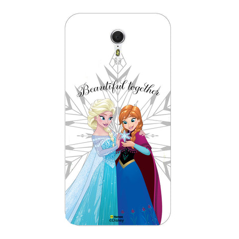 Disney Princess Frozen (Elsa Anna / Beautiful) Lenovo ZUK Z1