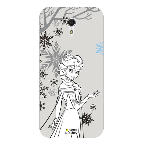 Disney Princess Frozen (Elsa / Gray) Meizu M3 Note