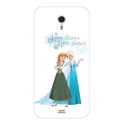 Disney Princess Frozen (Elsa Anna / Love Thaws) Lenovo ZUK Z1