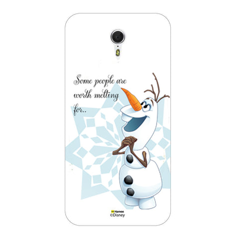 Disney Princess Frozen (Olaf / Melting) Meizu M3 Note