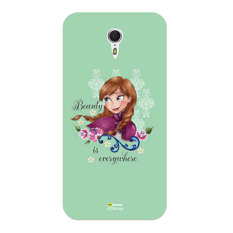 Disney Princess Frozen (Anna / Green Beauty) Lenovo ZUK Z1